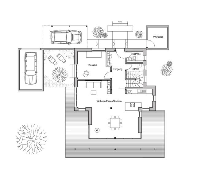 Top haus das architektenhaus schleich von baufritz for Architektenhaus grundriss