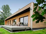 Baufritz Bungalow Modern