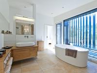 Baufritz - Haus Bullinger - Badezimmer