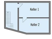 Baufritz - Haus Bullinger - Grundriss UG