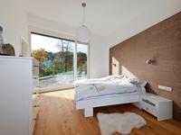 Baufritz - Haus Bullinger - Schlafzimmer