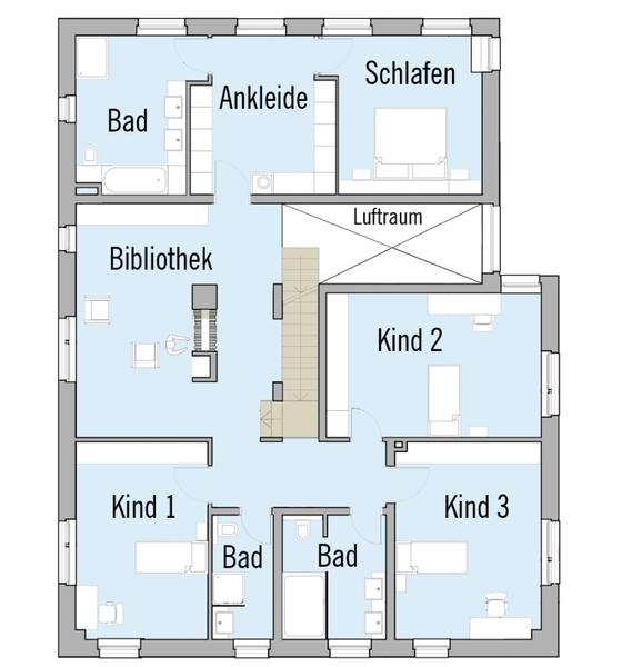 fertighaus von baufritz haus kieffer. Black Bedroom Furniture Sets. Home Design Ideas