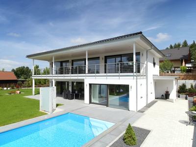 Baufritz Haus Riederle