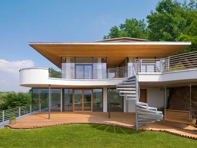 Baufritz Haus Weitblick