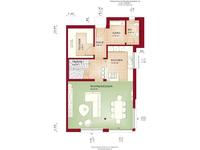 Bien-Zenker - CELEBRATION 122 V7 XL - Grundriss Erdgeschoss