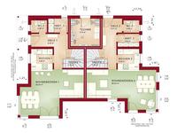 Bien-Zenker - CELEBRATION 192 V3 - Grundriss Erdgeschoss
