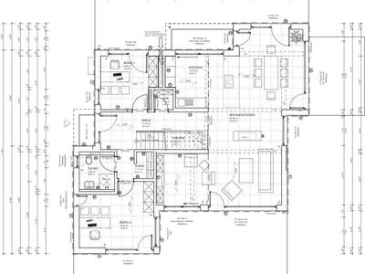 Bien-Zenker - Musterhaus Leipzig - Grundriss EG
