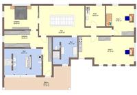 Büdenbender Haus Calando - Grundriss Dachgeschoss