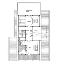 DAVINCI HAUS Bad Laasphe - Grundriss Dachgeschoss
