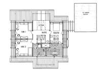 DAVINCI HAUS Kundenhaus Dr. Busch - Grundriss Erdgeschoss