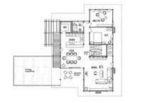 DAVINCI HAUS Kundenhaus Rosenberg - Grundriss Erdgeschoss