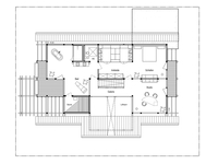 DAVINCI HAUS Musterhaus Bad Vilbel - Grundriss Dachgeschoss