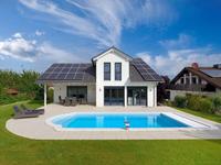 Fertighaus WEISS - Haus Wenninger - Garten