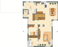 FingerHaus - Haus AT - Grundriss Erdgeschoss