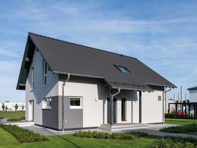 FingerHaus - JUNO 402 - Musterhaus Frankenberg