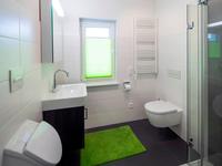 FingerHaus - Haus NIVO 130 - Badezimmer