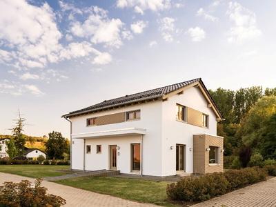 FingerHaus - Haus SENTO 500 B - Musterhaus Frankenberg