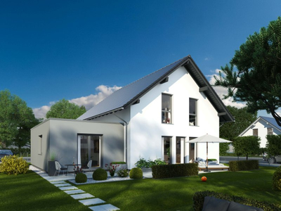 FingerHaus - Haus MAXIM 7 - Aussenansicht