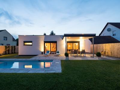 FingerHaus - Haus NIVO - Kundenhaus