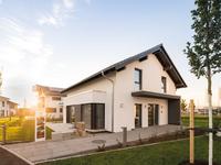 FingerHaus - Musterhaus Günzburg - Aussenansicht