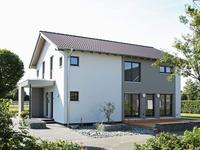 FingerHaus - Musterhaus NEO in Hannover - Aussenansicht