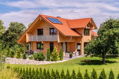 Holzhaus Mittelfranken