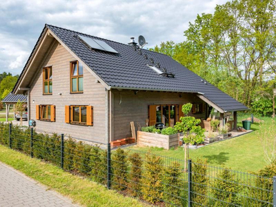 Fullwood Wohnblockhaus - Holzhaus Seddiner See