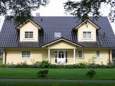 Holzhausanbieter Fjorborg Häuser