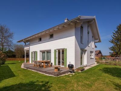 ISARTALER HOLZHAUS - Haus Eschensee