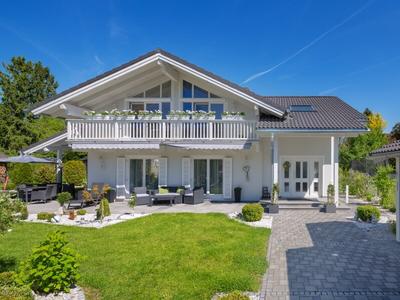 ISARTALER HOLZHAUS - Haus Fasanensee