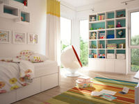 Living Haus - SUNSHINE 113 V7 - Kind
