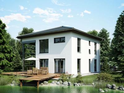 OKAL - Musterhaus Ingolstadt - Aussenansicht