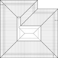 OKAL - Musterhaus Schkeuditz - Grundriss Dachgeschoss