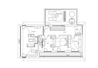 Regnauer Hausbau - Haus Ambienti⁺ - Grundriss Obergeschoss
