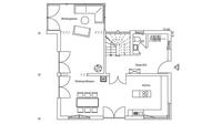 Regnauer Hausbau - Haus Seehausen - Grundriss Erdgeschoss