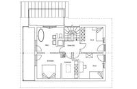 Regnauer Hausbau - Haus Seehausen - Grundriss Obergeschoss