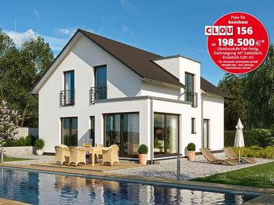 RENSCH-HAUS - Haus CLOU 156 - Aussenansicht