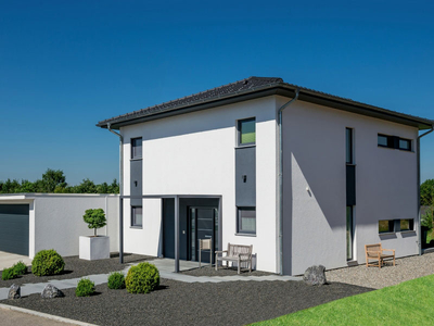 RENSCH-HAUS - Kundenhaus Lancaster - Aussenansicht
