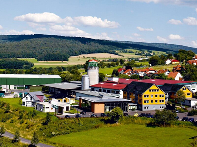 Werksansicht Kalbach-Uttrichshausen