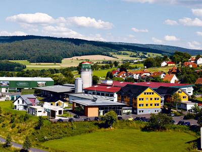 Rensch Haus Werksansicht in Kalbach-Uttrichshausen