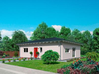 Haustyp Adagio 87 - Bungalow mit Walmdach