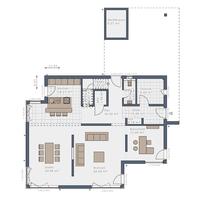 Schwabenhaus - Selection 169 E5 - Grundriss EG