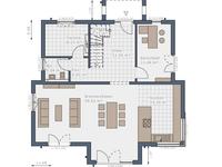 Schwabenhaus - Selection 175 E5 - Grundriss EG