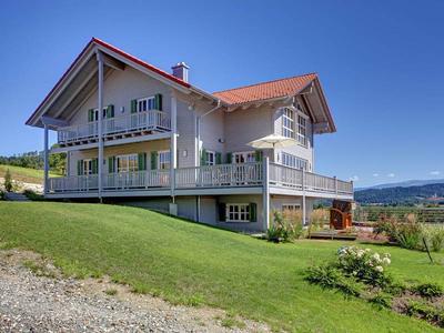 Sonnleitner Holzbauwerke - Kundenhaus Attergau