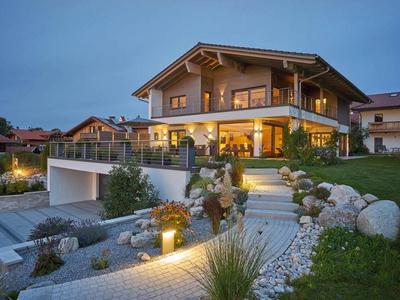Sonnleitner Holzbauwerke - Kundenhaus Grünwald