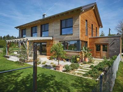 Sonnleitner Holzbauwerke - Kundenhaus Obersdorf