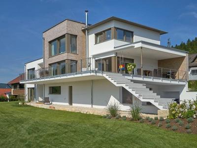 Sonnleitner Holzbauwerke - Kundenhaus Kornfeld