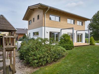 Sonnleitner Holzbauwerke - Musterhaus CASA VITA
