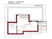 Vöma-Bio-Bau - Haus Pro Lifestyle- Grundriss Dachgeschoss