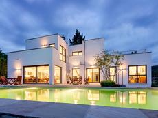 Moderne Häuser unserer Partner